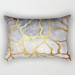KINTSUGI  ::  Recognise Beauty Rectangular Pillow