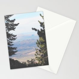 Mountain to Valley Stationery Cards
