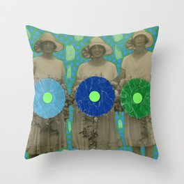 Wedding Portal 003 Throw Pillow