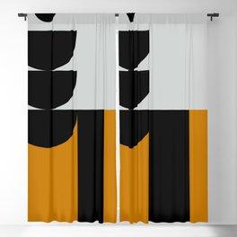 Composition 24 Blackout Curtain