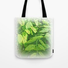 In a tree Tote Bag