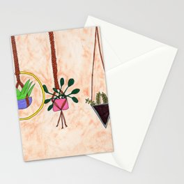 Let's Hang Out Stationery Cards