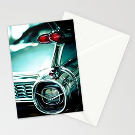 Tail Lights Stationery Cards