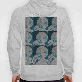 Abstract Octopus Hoody