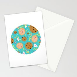 Kookie Teal Stationery Cards