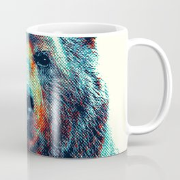 Bear - Colorful Animals Coffee Mug