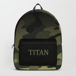 Titan army Backpack