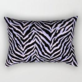 Zebra fur texture print II Rectangular Pillow