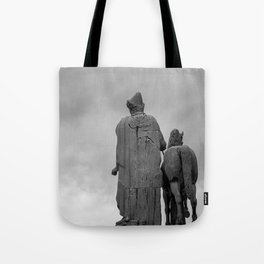 Guardians of the Eternal City Tote Bag