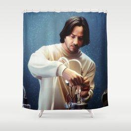 Eddie Kasalivich Shower Curtain