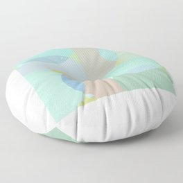 loaves & fishes Floor Pillow