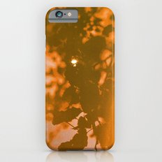 orange haze and white sunlight Slim Case iPhone 6s