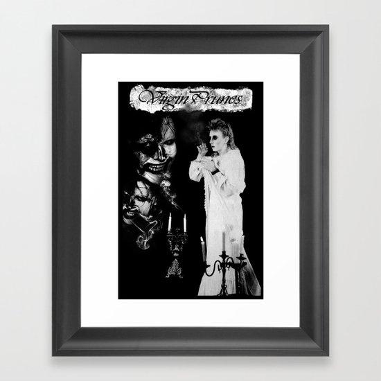 Virgin Prunes Poster by necrosphere