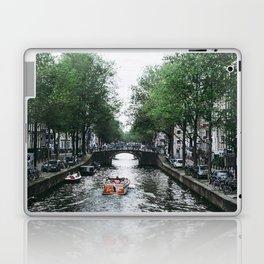Canal Cruise Laptop & iPad Skin