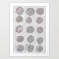 neutral milk hotel Art Prints featuring neutral by Georgiana Paraschiv