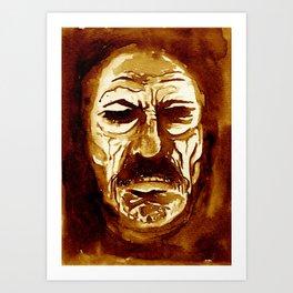 Enter Trejo Art Print