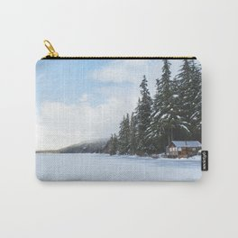 Frozen Over Carry-All Pouch