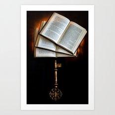 The Key to Knowledge Art Print