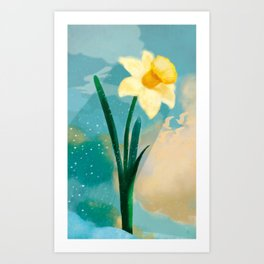 March Art Print