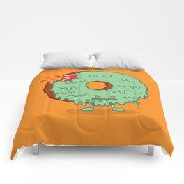 The Zombie Donut Comforters