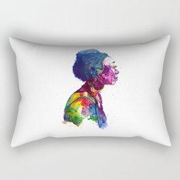 Earth Goddess Rectangular Pillow
