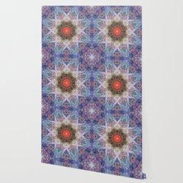 Penteract # 1 (mandala) Wallpaper