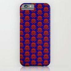 Mustached Octopi iPhone 6s Slim Case