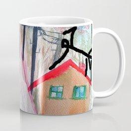 Halte Dich Fest Coffee Mug