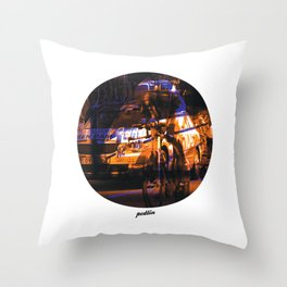 Rabobank Colours Throw Pillow