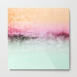 SUNDREAMER MINT Metal Print