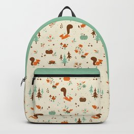 Squirrel Friends Backpack