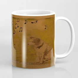 His Master's voice Coffee Mug