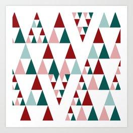 Christmas Now Art Print