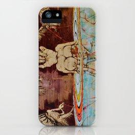 Tangled Fate iPhone Case