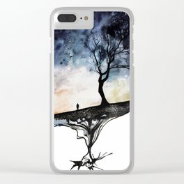 Underneath Clear iPhone Case