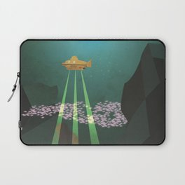 The Life Aquatic with Steve Zissou Laptop Sleeve