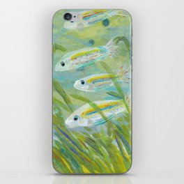 Seagrass Life iPhone Skin