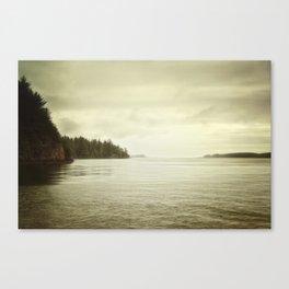 Salish C Tofino BC Canvas Print