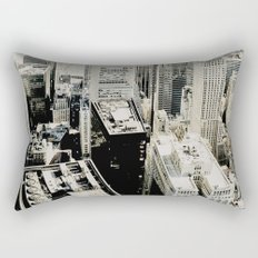 NEW YORK 1 Rectangular Pillow