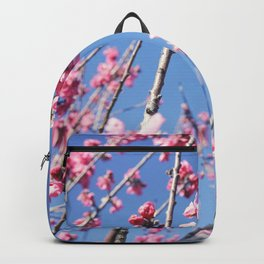 Blue Blossoms 03 Backpack