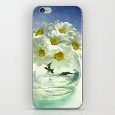 White Poetry iPhone & iPod Skin
