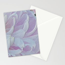 Time for a summer flowers pattern Stationery Cards