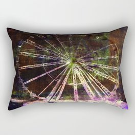 Ferris Wheel (A) Rectangular Pillow