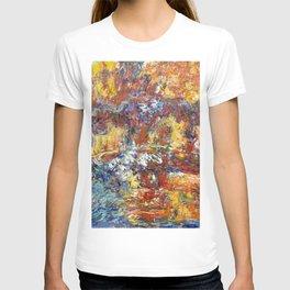 The Japanese Bridge, 1922 - Claude Monet T-shirt