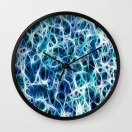 Crazy Impulses Wall Clock