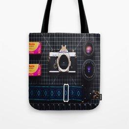 OM-2 Flow Tote Bag