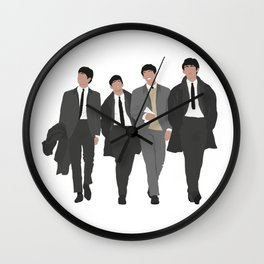 Beatle s #2 Wall Clock