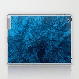 Bold Burst in Blue Laptop & iPad Skin