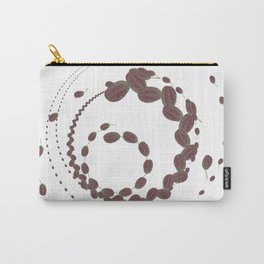 Maranta Spiral Carry-All Pouch