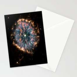Glowing Eye Nebula Stationery Cards